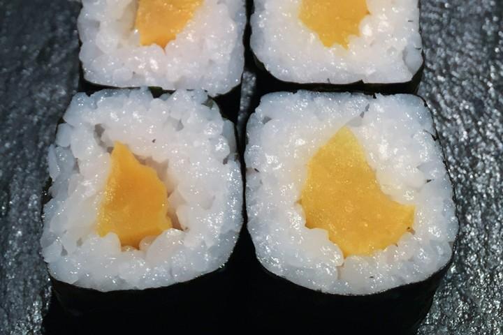 Nabo amarillo